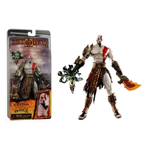 Action Figure Kratos - God of War