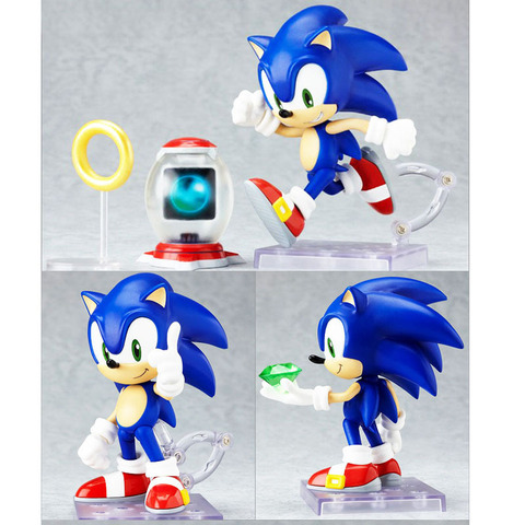 Kit Action Figure Sonic