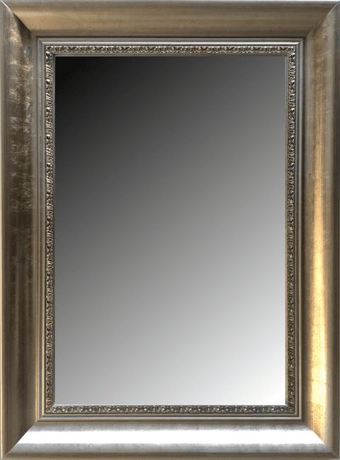 Espejos estilo clasico for Cuadros rectangulares grandes