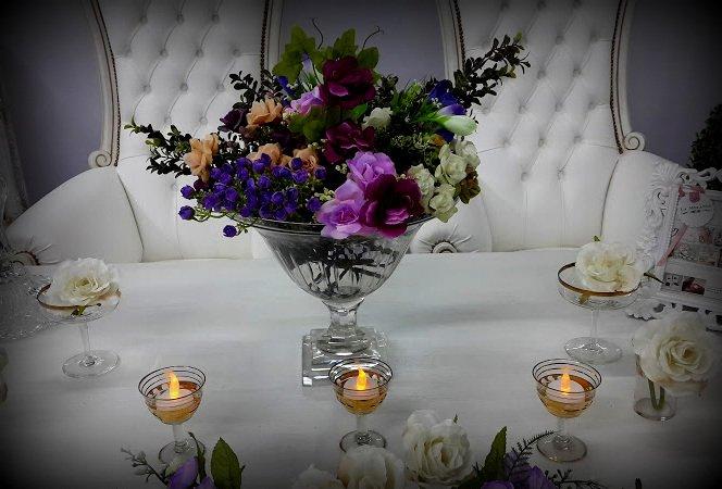 alquiler floreros para eventos alquiler centros de mesa