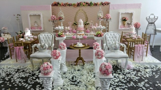 Alquiler mesas candy bar decoracion - Alquiler decoracion ...