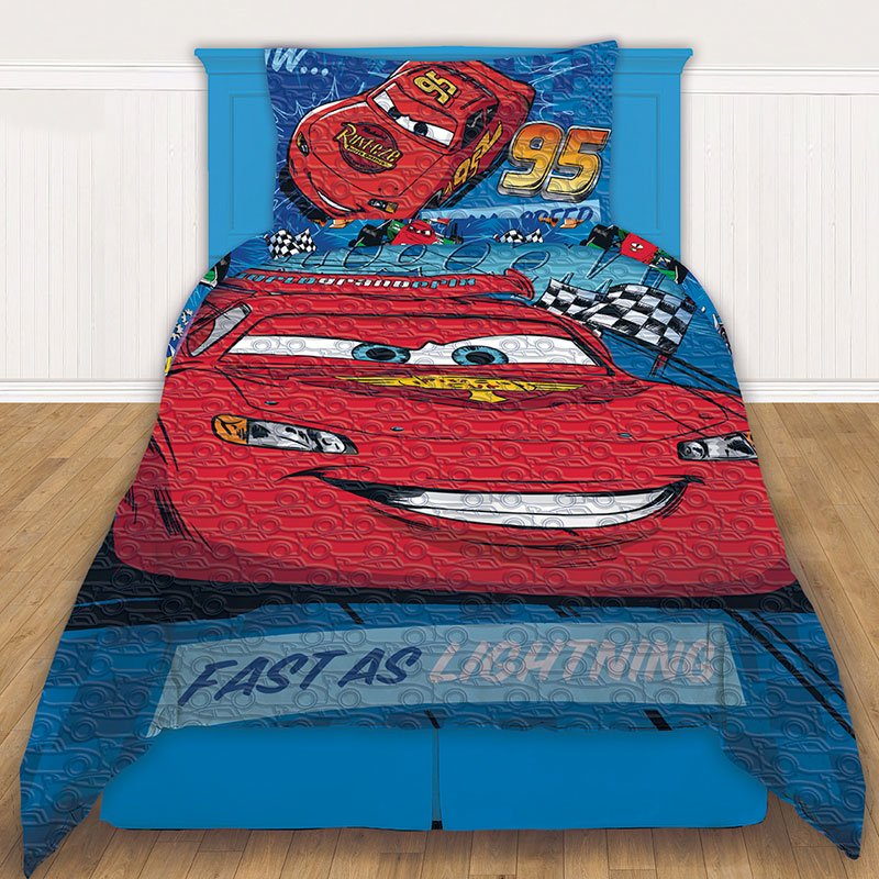 Cover Quilt Disney Cars
