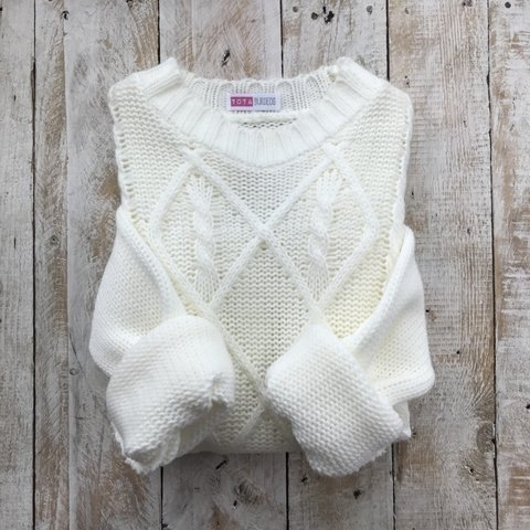 Sweater ROMA - Tota Burdeos