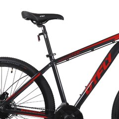 "DTFLY MONSTER 27.5""  GRIS ROJA - DTFLY Bikes"