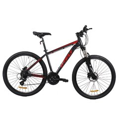 "DTFLY MONSTER 27.5""  GRIS ROJA"