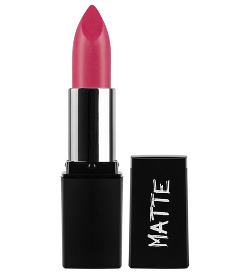 Batom Matte 225 MP Make Up 3g - Miss Pink