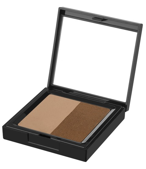 Pó Bronzeador & Iluminador Duo Bronzer Powder MP Make Up 10g
