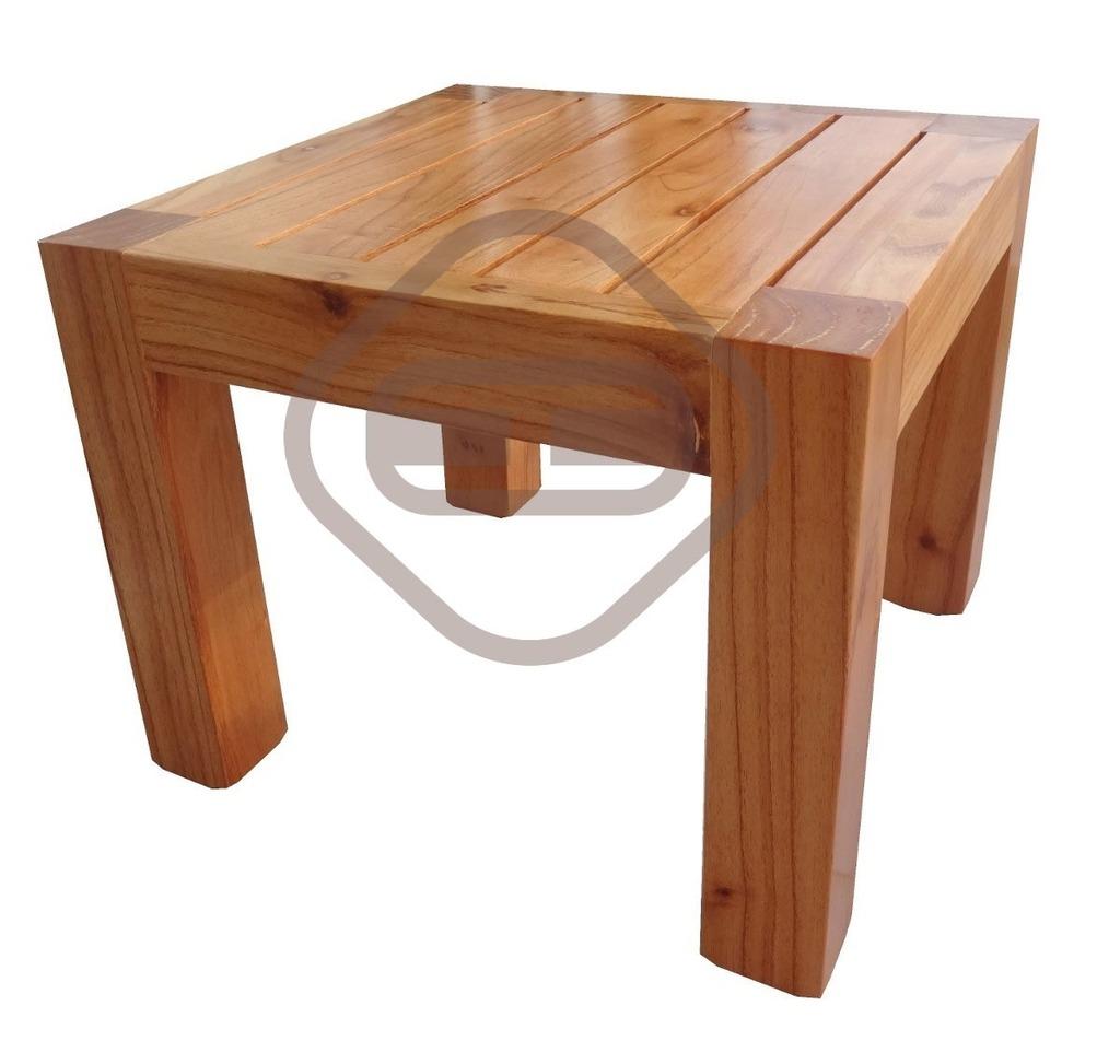 Ratona jard n terraza comprar en espacio madera - Mesas madera exterior ...