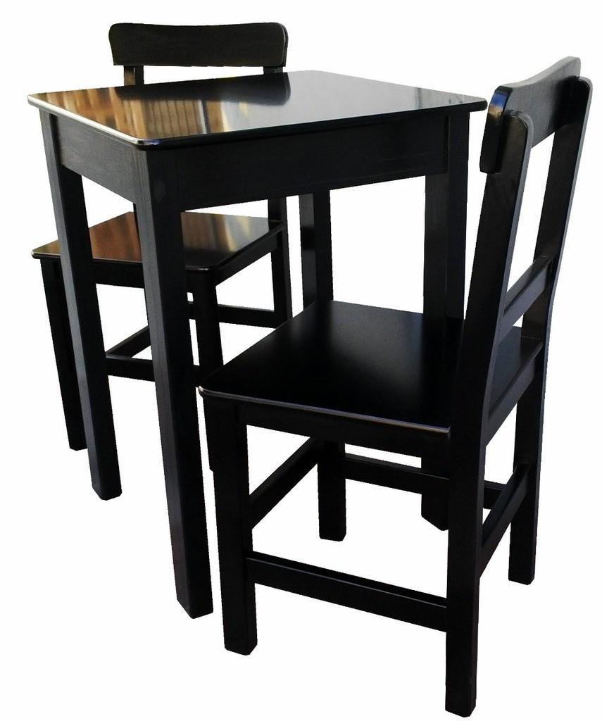 Mesa confiter a x laca poliuret nica for Sillas para bares y confiterias