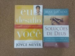 Kit Joyce Meyer + Max Lucado