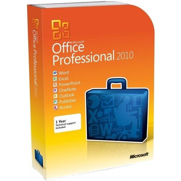 ativação office 2010 professional plus
