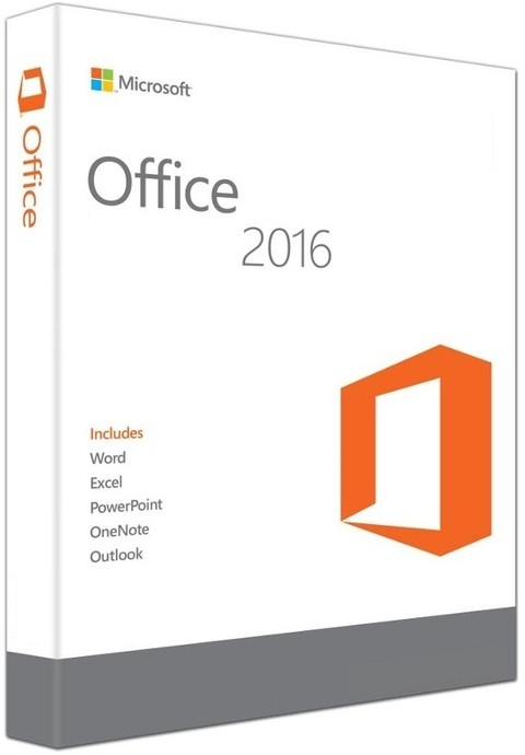 Microsoft Office 2016 Professional Plus 32/64Bits