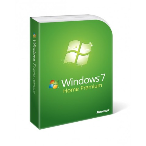 Microsoft Windows 7 Home Premium 32/64Bits
