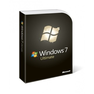 Microsoft Windows 7 Ultimate 32/64Bits