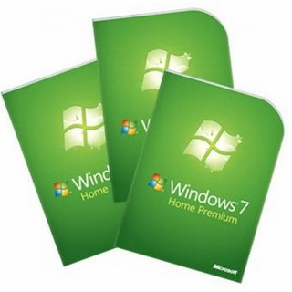 Microsoft Windows 7 Home Premium Family Pack 32/64Bits