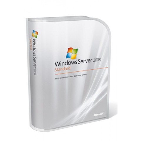 Windows Server 2008 Standard 32/64Bits