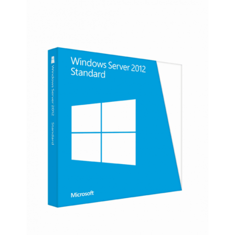 Windows Server 2012 Standard 64Bits