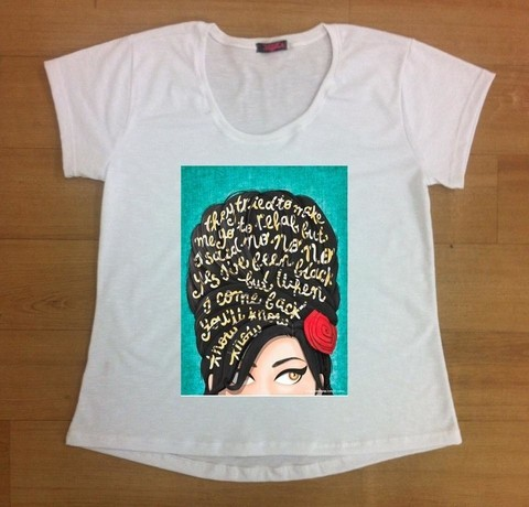 T-SHIRT AMY WINEHOUSE