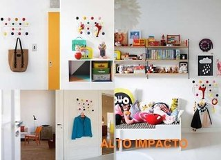Perchero Pared Hang It All Eames Importado - Alto Impacto