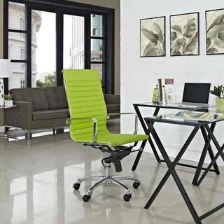 Sillon Aluminium Regulable Giratoria Oficina - Alto Impacto- - ALTO IMPACTO Home + Office
