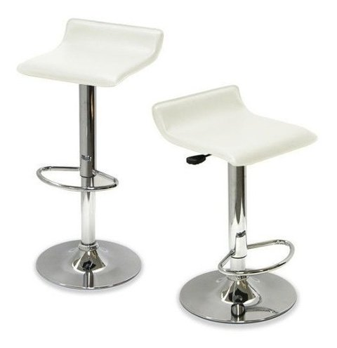 Set * 2 Banqueta Taburete Regulable M Avenue- Alto Impacto -