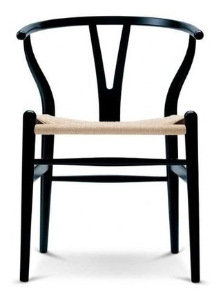 Sillon Wishbone H. Wegner Madera  Va Colores- Alto Impacto - ALTO IMPACTO Home + Office