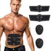 Smart Fitness EMS Fit Boot Toning - Kit con 3 tonificadores musculares