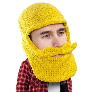 Beard Head: Yellow