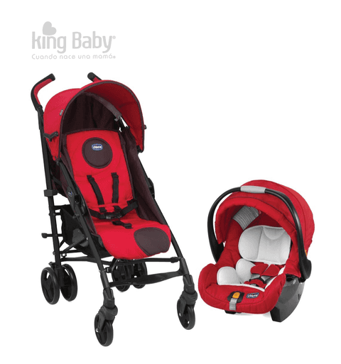 COCHE TRAVEL SYSTEM LITEWAY PLUS CHICCO