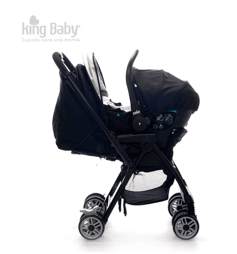 COCHE TRAVEL SYSTEM MIRRUS JOIE