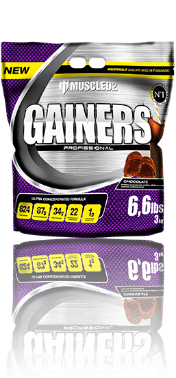 GAINERS 3 kg -