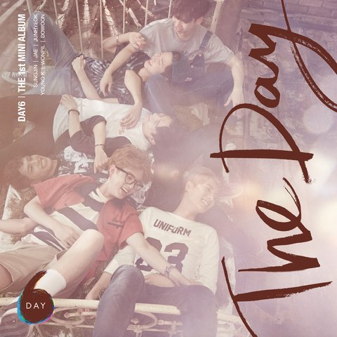 DAY6 - 1st Mini Album [THE DAY]