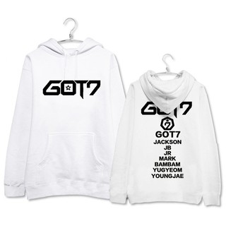 GOT7 MOLETOM C/ CAPUZ