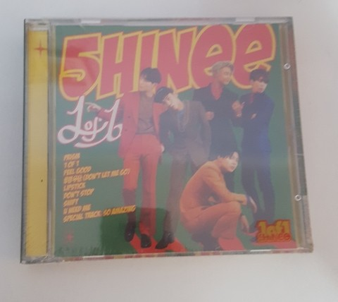 SHINEE - 5TH MINI ALBUM [1 OF 1]