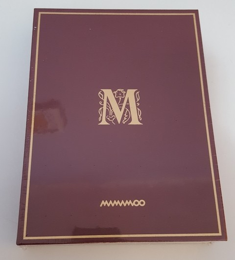 MAMAMOO - 4TH MINI ALBUM [MEMORY]