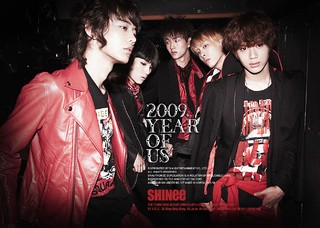 SHINee - 3rd Mini Album [2009, YEAR OS US]