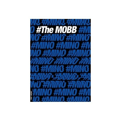 THE MOBB - Debut Mini Album [MOBB] MINO Ver.