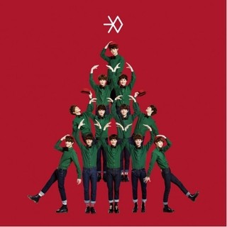 EXO - Winter Special Album [MIRACLES IN DECEMBER] - comprar online