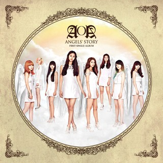 AOA - 1st Single [ANGELS' STORY]