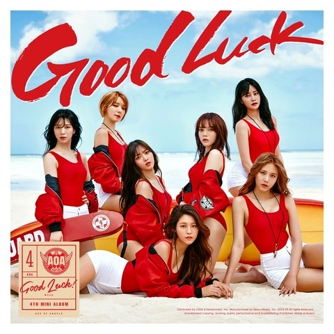 AOA - 4th Mini Album [GOOD LUCK]