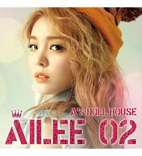 AILEE - 2nd Mini Album [A'S DOLL HOUSE AILEE 02]