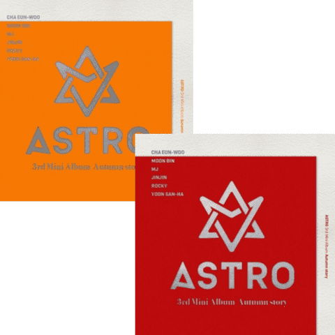 COMBO ASTRO - 3rd Mini Album [AUTUMN STORY]