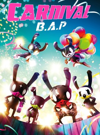 B.A.P - 5th Mini Album [CARNIVAL] (Special ver.)
