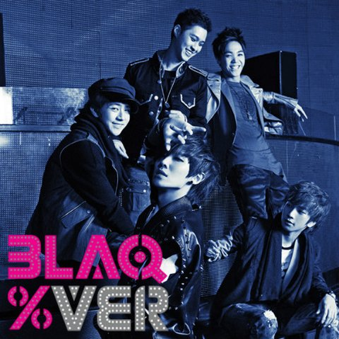 MBLAQ - 4th Mini Album Special [BLAQ% VER]