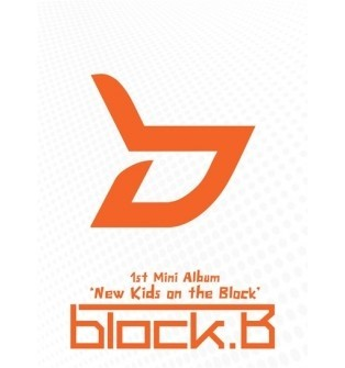 Block B -1st Mini Album [NEW KIDS ON THE BLOCK]