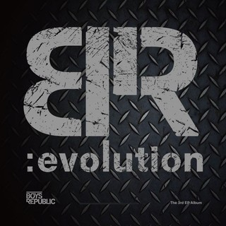 BOYS REPUBLIC - 3rd EP Album [BR:EVOLUTION]
