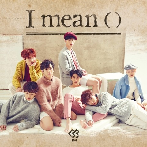 BTOB - 7th Mini Album [I MEAN]