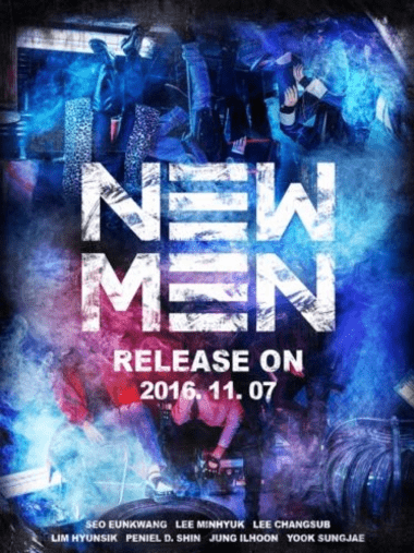 BTOB - 9th Mini Album [NEW MEN]