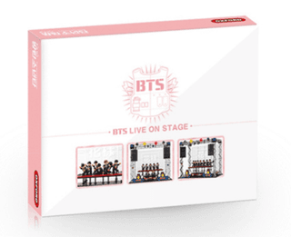 BTS - LIVE ON STAGE (BTS X OXFORD Collaboration)