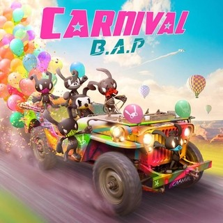 B.A.P - 5th Mini Album [CARNIVAL]